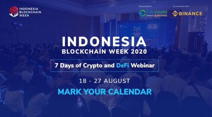 Indonesia Blockchain Week
